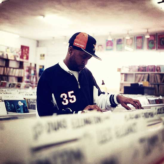 The Legendary Sample Flipper J. Dilla